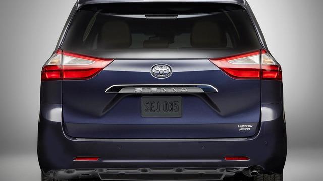 Toyota Sienna 2018 - Xe gia đình tiện nghi và thực dụng - Ảnh 4.