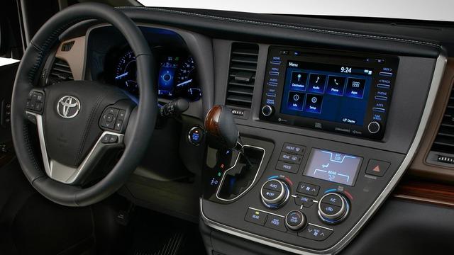 Toyota Sienna 2018 - Xe gia đình tiện nghi và thực dụng - Ảnh 5.