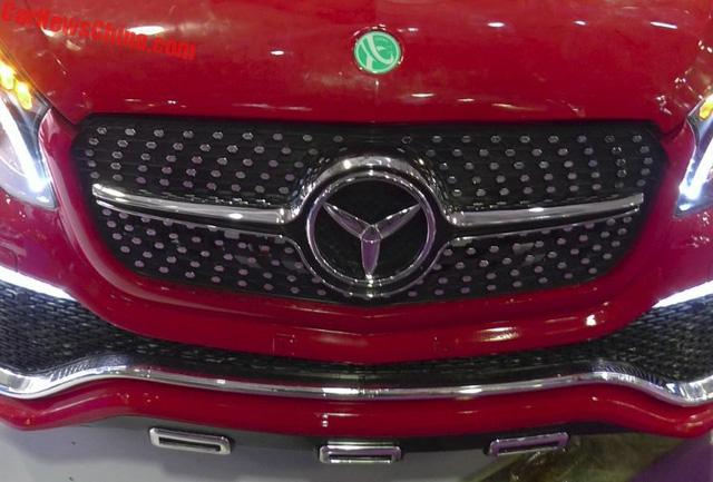 Luxing iStar - Mercedes-Benz phiên bản 72 triệu Đồng - Ảnh 2.