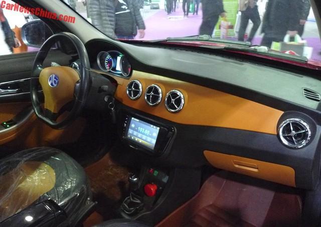 Luxing iStar - Mercedes-Benz phiên bản 72 triệu Đồng - Ảnh 5.