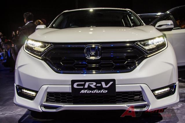 Honda CR-V 7 chỗ chính thức ra mắt Đông Nam Á, giá từ 917 triệu Đồng - Ảnh 3.