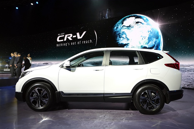 Honda CR-V 7 chỗ chính thức ra mắt Đông Nam Á, giá từ 917 triệu Đồng - Ảnh 4.