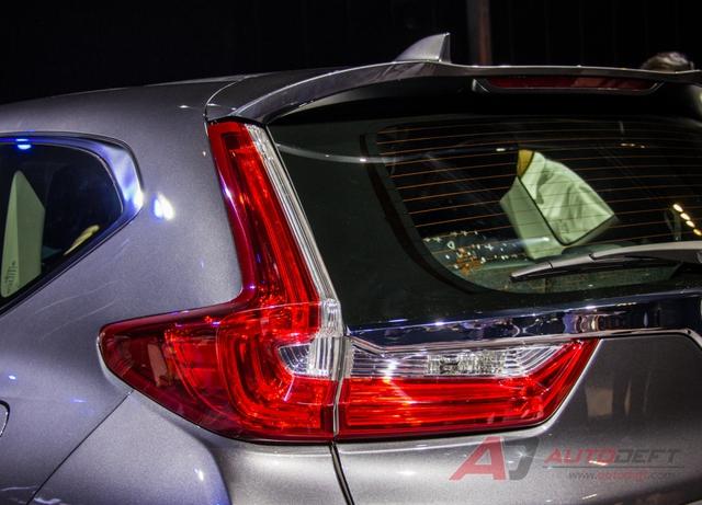Honda CR-V 7 chỗ chính thức ra mắt Đông Nam Á, giá từ 917 triệu Đồng - Ảnh 5.