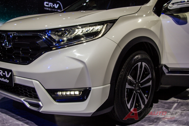 Honda CR-V 7 chỗ chính thức ra mắt Đông Nam Á, giá từ 917 triệu Đồng - Ảnh 7.