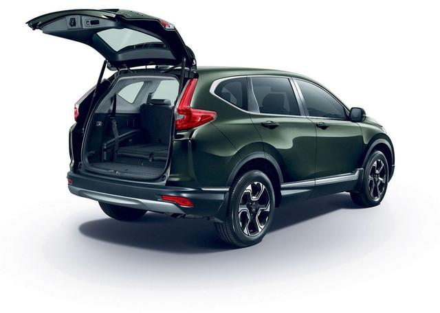 Honda CR-V 7 chỗ chính thức ra mắt Đông Nam Á, giá từ 917 triệu Đồng - Ảnh 14.