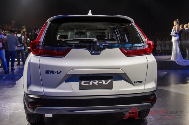Honda CR-V 7 chỗ chính thức ra mắt Đông Nam Á, giá từ 917 triệu Đồng - Ảnh 15.