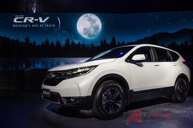 Honda CR-V 7 chỗ chính thức ra mắt Đông Nam Á, giá từ 917 triệu Đồng - Ảnh 16.