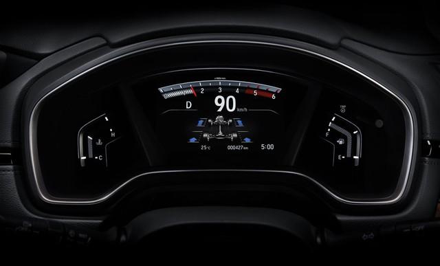 Honda CR-V 7 chỗ chính thức ra mắt Đông Nam Á, giá từ 917 triệu Đồng - Ảnh 18.