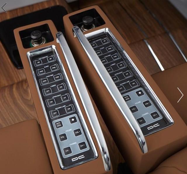 Toyota Innova 2017 mang nội thất theo phong cách Rolls-Royce và Maybach - Ảnh 2.