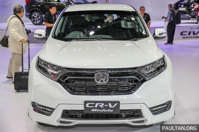 Mục sở thị phiên bản thể thao hơn của Honda CR-V 7 chỗ mới - Ảnh 1.