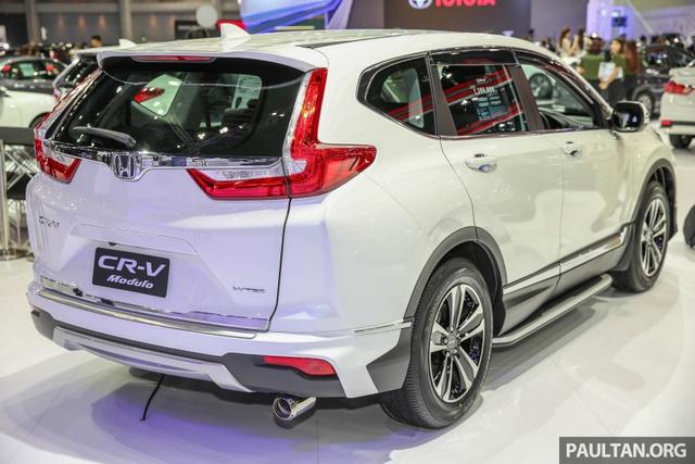 Mục sở thị phiên bản thể thao hơn của Honda CR-V 7 chỗ mới - Ảnh 2.