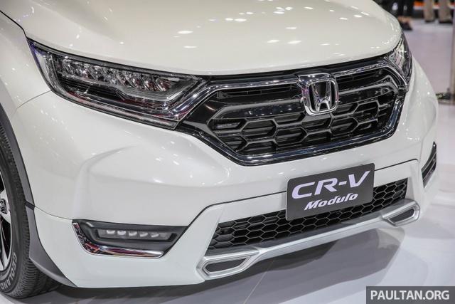 Mục sở thị phiên bản thể thao hơn của Honda CR-V 7 chỗ mới - Ảnh 3.