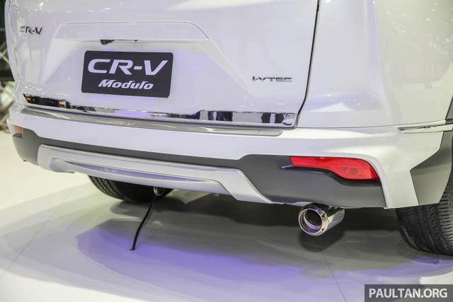 Mục sở thị phiên bản thể thao hơn của Honda CR-V 7 chỗ mới - Ảnh 7.