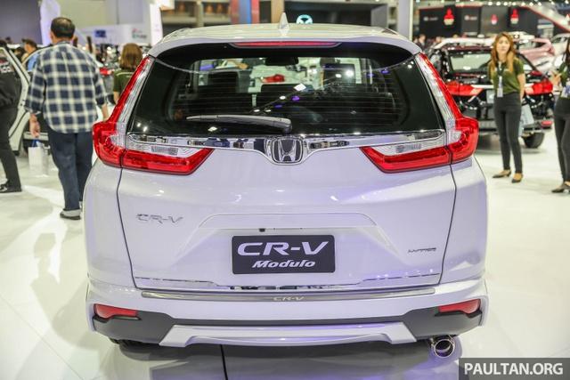 Mục sở thị phiên bản thể thao hơn của Honda CR-V 7 chỗ mới - Ảnh 11.