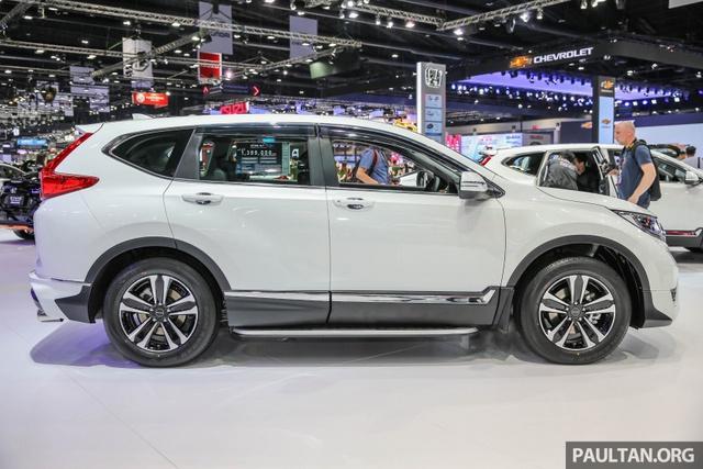 Mục sở thị phiên bản thể thao hơn của Honda CR-V 7 chỗ mới - Ảnh 10.