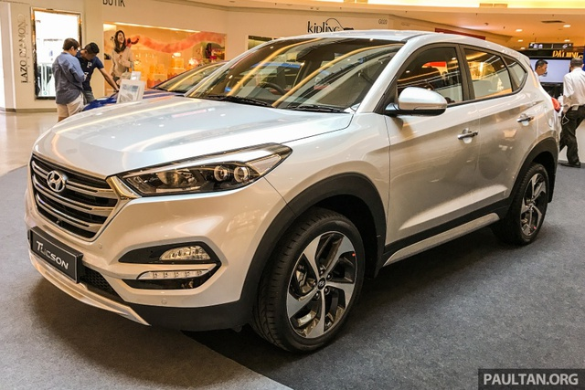 Diện kiến Hyundai Tucson Turbo mới, khác xe ở Việt Nam - Ảnh 1.
