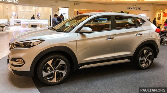 Diện kiến Hyundai Tucson Turbo mới, khác xe ở Việt Nam - Ảnh 3.