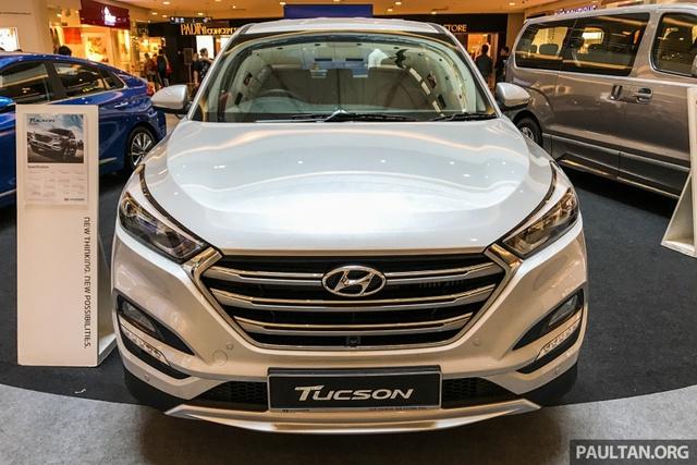 Diện kiến Hyundai Tucson Turbo mới, khác xe ở Việt Nam - Ảnh 5.