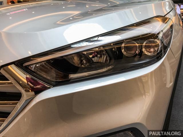 Diện kiến Hyundai Tucson Turbo mới, khác xe ở Việt Nam - Ảnh 6.