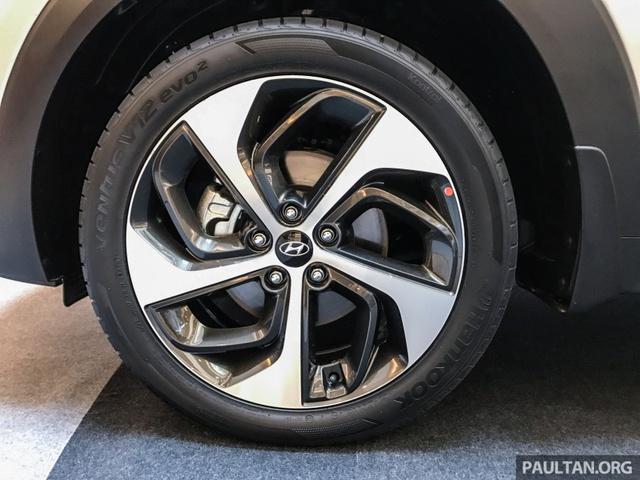 Diện kiến Hyundai Tucson Turbo mới, khác xe ở Việt Nam - Ảnh 7.