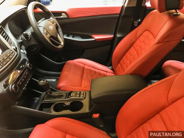 Diện kiến Hyundai Tucson Turbo mới, khác xe ở Việt Nam - Ảnh 10.