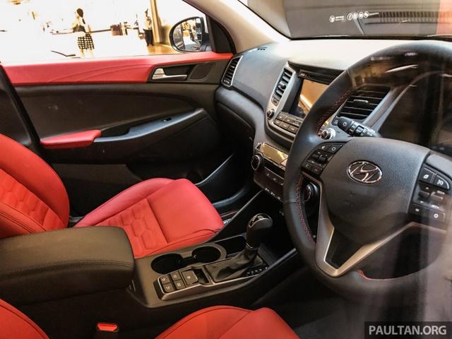Diện kiến Hyundai Tucson Turbo mới, khác xe ở Việt Nam - Ảnh 11.