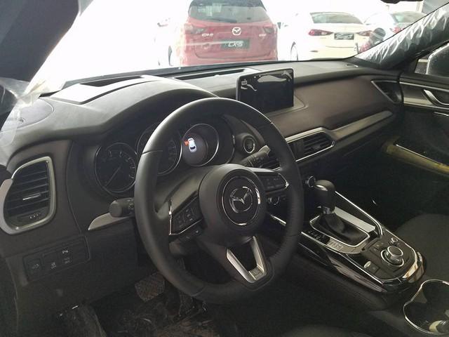 Crossover 7 chỗ Mazda CX-9 2017 xuất hiện tại đại lý ở Hà Nội, giá hơn 2 tỷ Đồng - Ảnh 5.