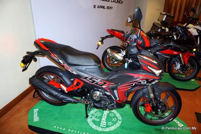 Cận cảnh xe côn tay Benelli RFS150i - đối thủ mới của Yamaha Exciter 150 - Ảnh 5.