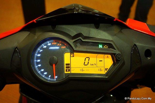 Cận cảnh xe côn tay Benelli RFS150i - đối thủ mới của Yamaha Exciter 150 - Ảnh 6.