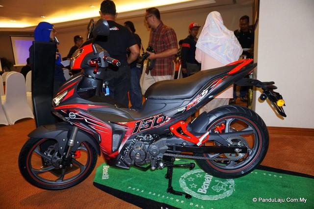 Cận cảnh xe côn tay Benelli RFS150i - đối thủ mới của Yamaha Exciter 150 - Ảnh 12.