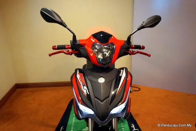 Cận cảnh xe côn tay Benelli RFS150i - đối thủ mới của Yamaha Exciter 150 - Ảnh 13.