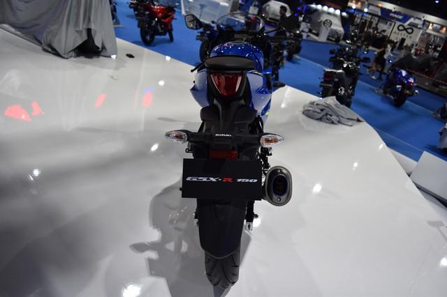 Mô tô thể thao Suzuki GSX-R150 tiếp tục ra mắt tại Thái Lan, giá từ 56 triệu Đồng - Ảnh 3.