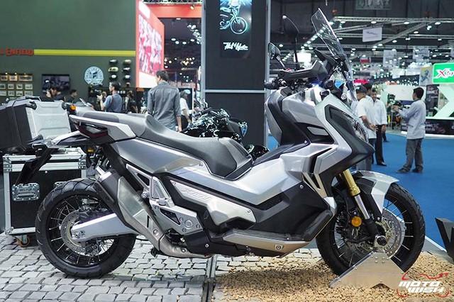 SUV việt dã 2 bánh Honda X-ADV ra mắt Đông Nam Á, giá từ 272 triệu Đồng - Ảnh 2.
