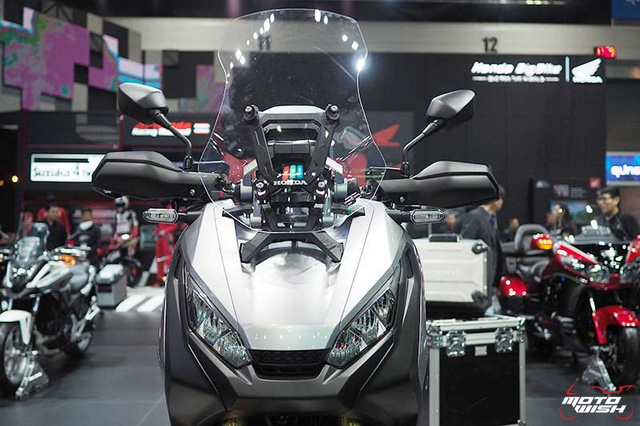 SUV việt dã 2 bánh Honda X-ADV ra mắt Đông Nam Á, giá từ 272 triệu Đồng - Ảnh 9.