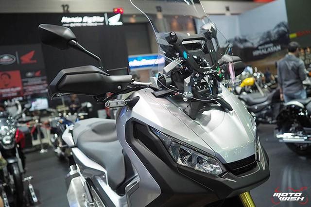 SUV việt dã 2 bánh Honda X-ADV ra mắt Đông Nam Á, giá từ 272 triệu Đồng - Ảnh 12.