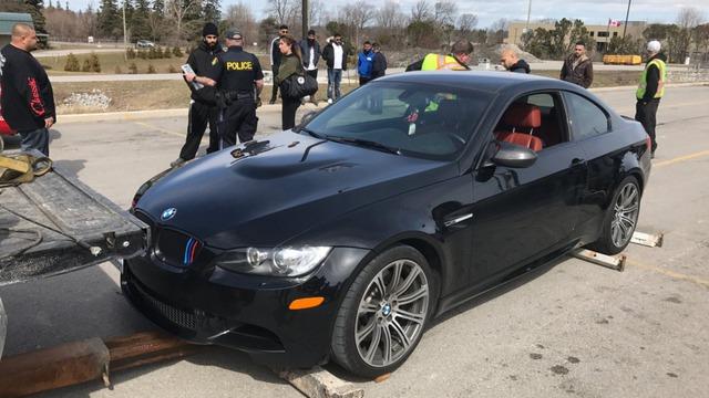 Hàng chục siêu xe và xe sang bị tịch thu vì đua trái phép - Ảnh 4.