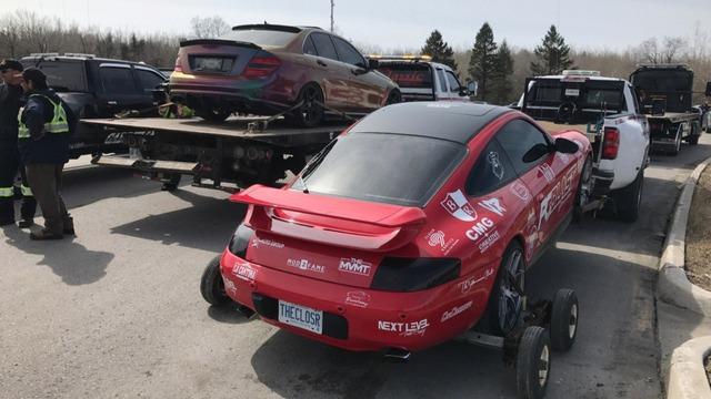 Hàng chục siêu xe và xe sang bị tịch thu vì đua trái phép - Ảnh 5.