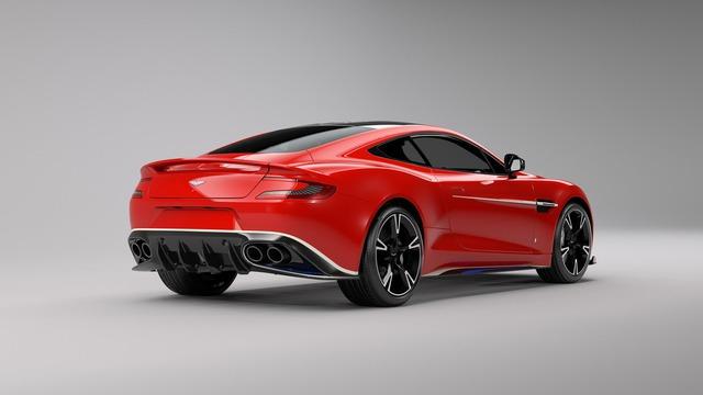 Aston Martin Vanquish S Red Arrows - Xe sang chỉ dành cho ít người - Ảnh 3.