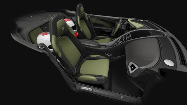 Aston Martin Vanquish S Red Arrows - Xe sang chỉ dành cho ít người - Ảnh 5.