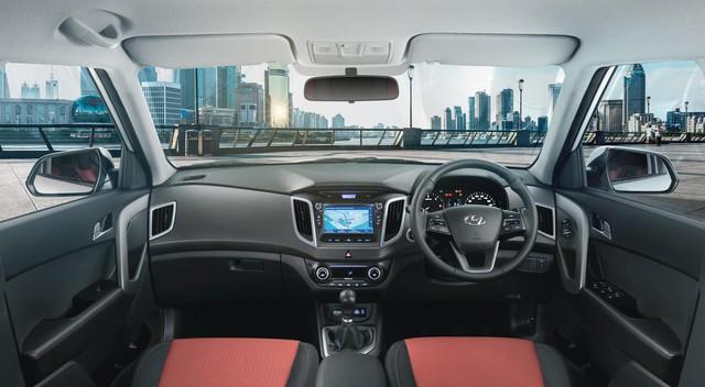 Hyundai Creta 2017 phiên bản phối 2 màu sơn ngoại thất trình làng, giá từ 434 triệu Đồng - Ảnh 1.