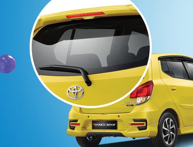 Toyota vén màn cặp đôi xe siêu rẻ, giá chỉ từ 158 triệu Đồng - Ảnh 11.