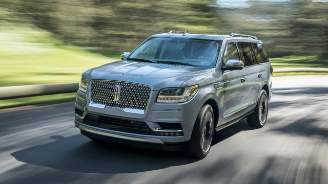 SUV hạng sang cỡ lớn Lincoln Navigator 2018 ra mắt với thiết kế thanh lịch và nội thất tiện nghi - Ảnh 16.