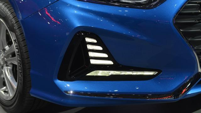 Hyundai Sonata 2018 phiên bản quốc tế trình làng, sẵn sàng đối đầu Toyota Camry - Ảnh 5.
