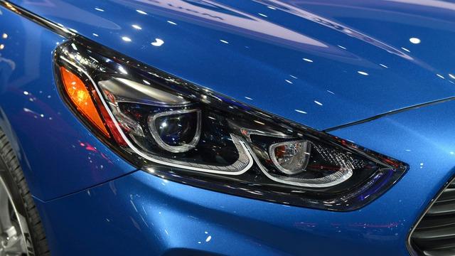 Hyundai Sonata 2018 phiên bản quốc tế trình làng, sẵn sàng đối đầu Toyota Camry - Ảnh 6.