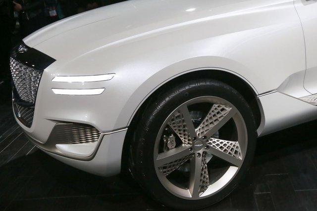 Genesis GV80 - SUV cao cấp cỡ lớn đến từ Hàn Quốc - Ảnh 7.