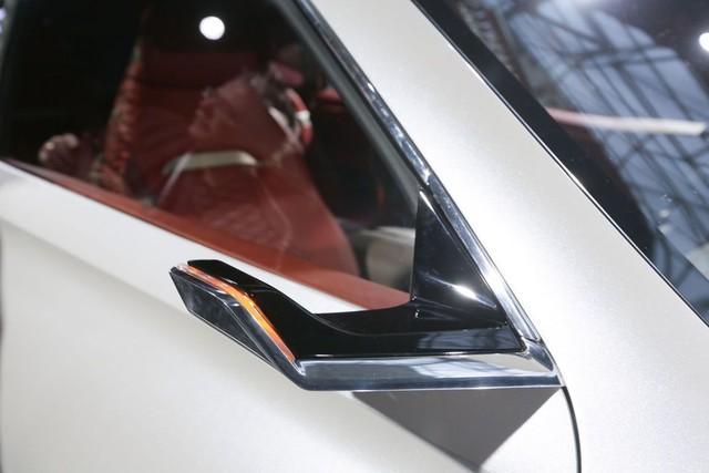 Genesis GV80 - SUV cao cấp cỡ lớn đến từ Hàn Quốc - Ảnh 10.