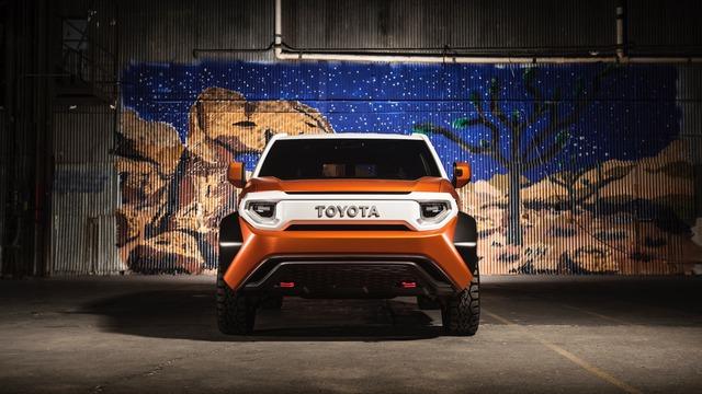 Toyota FT-4X - Xe việt dã cho giới trẻ muốn đưa nhau đi trốn - Ảnh 2.