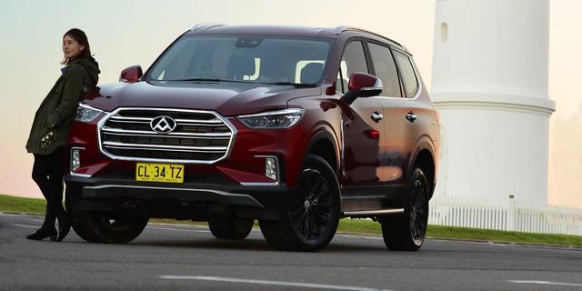 Toyota Fortuner 2017 có thêm đối thủ trong phân khúc SUV 7 chỗ - Ảnh 3.