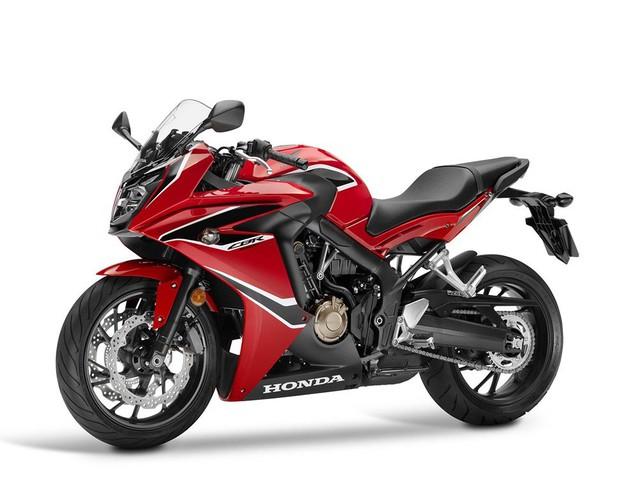 Bộ đôi mô tô tầm trung Honda CBR650F và CB650F 2017 được bày bán, giá từ 193 triệu Đồng - Ảnh 1.