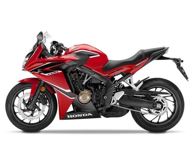 Bộ đôi mô tô tầm trung Honda CBR650F và CB650F 2017 được bày bán, giá từ 193 triệu Đồng - Ảnh 2.
